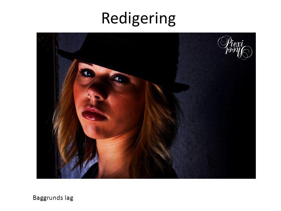 Redigering Baggrunds lag