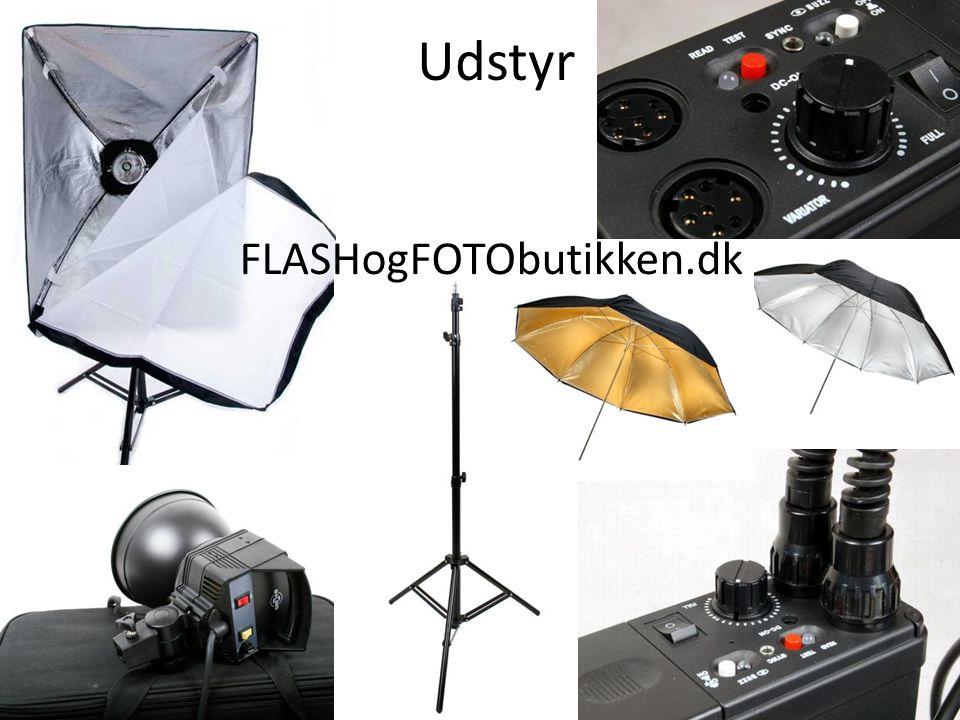 Udstyr FLASHogFOTObutikken.dk