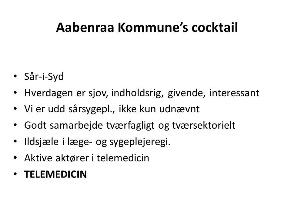 Aabenraa Kommune's cocktail