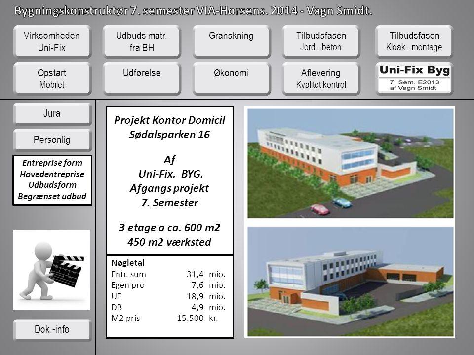 Projekt Kontor Domicil