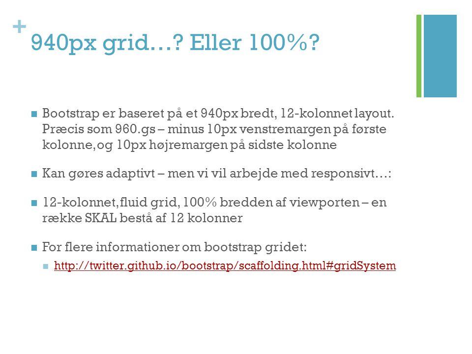 940px grid… Eller 100%