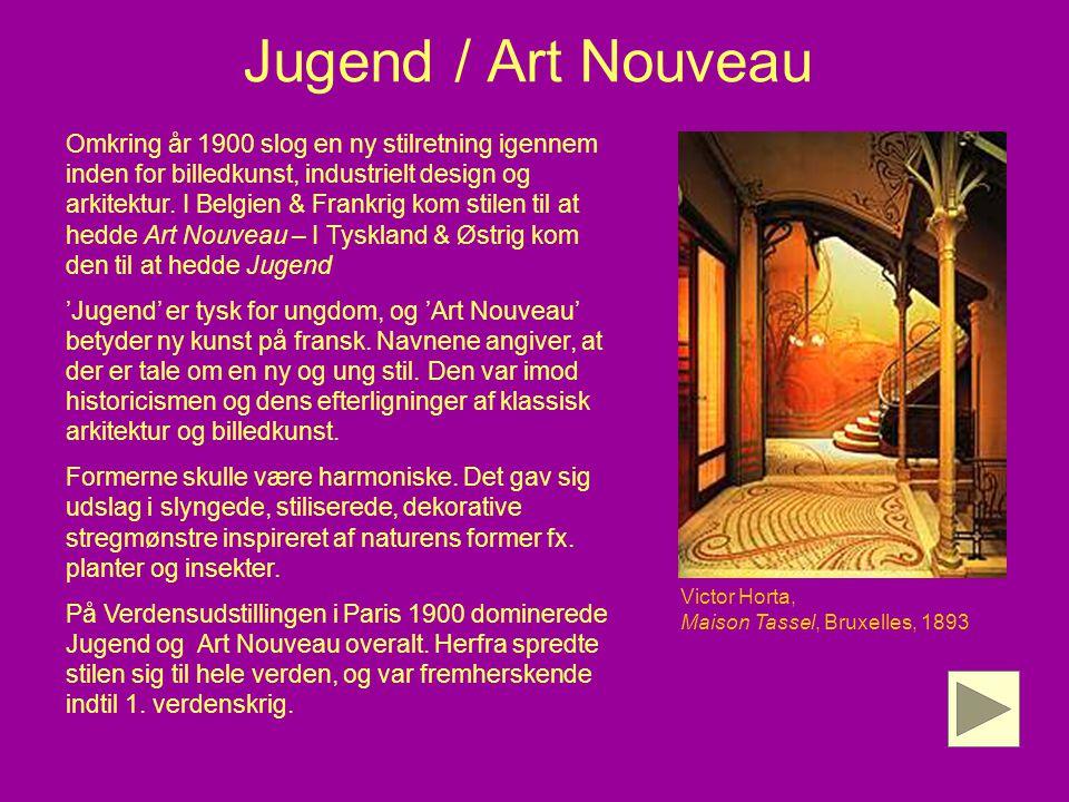 Jugend / Art Nouveau