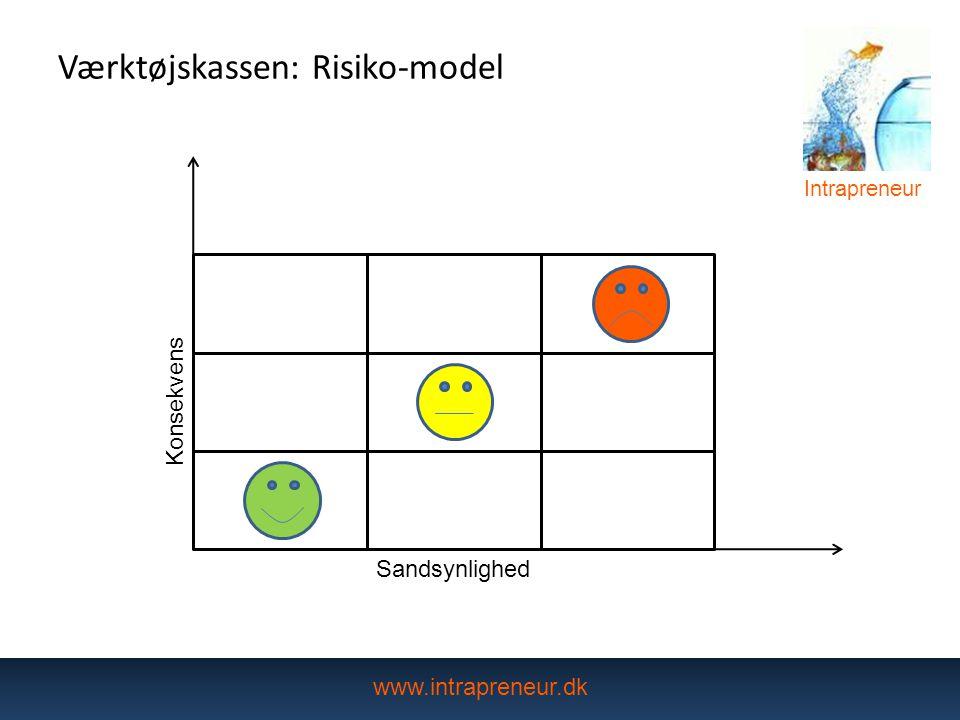 Værktøjskassen: Risiko-model