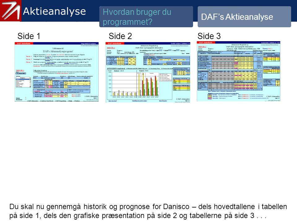 3.1.2 Gennemgå historik og prognose - 4