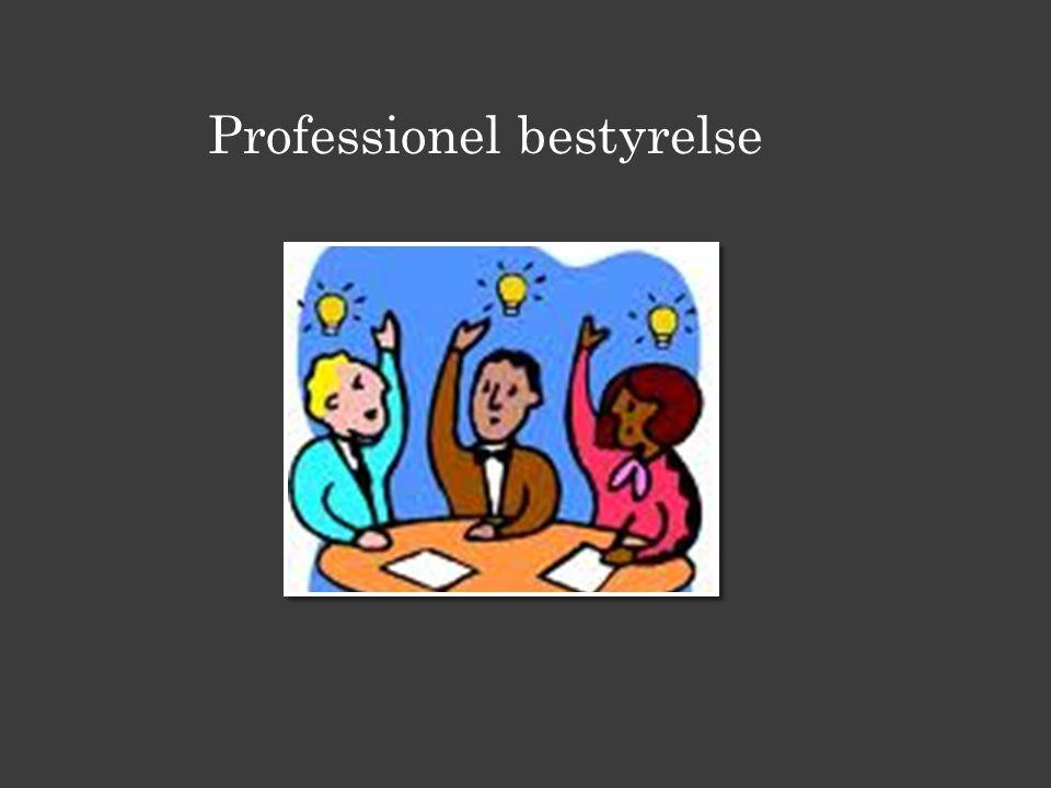 Professionel bestyrelse
