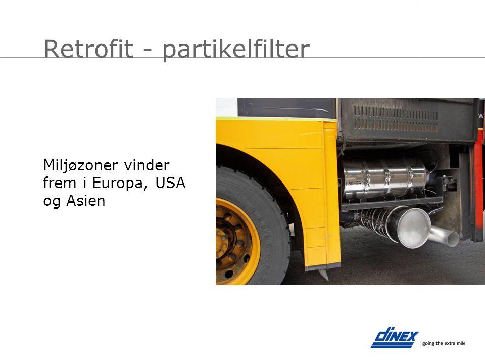Retrofit - partikelfilter