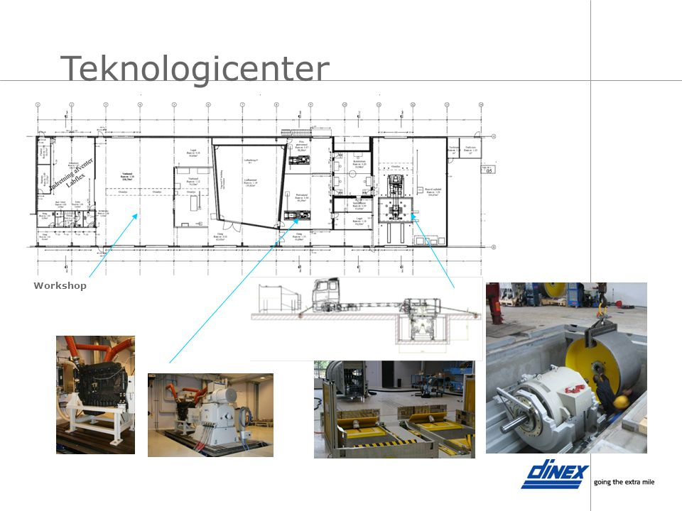Teknologicenter Workshop
