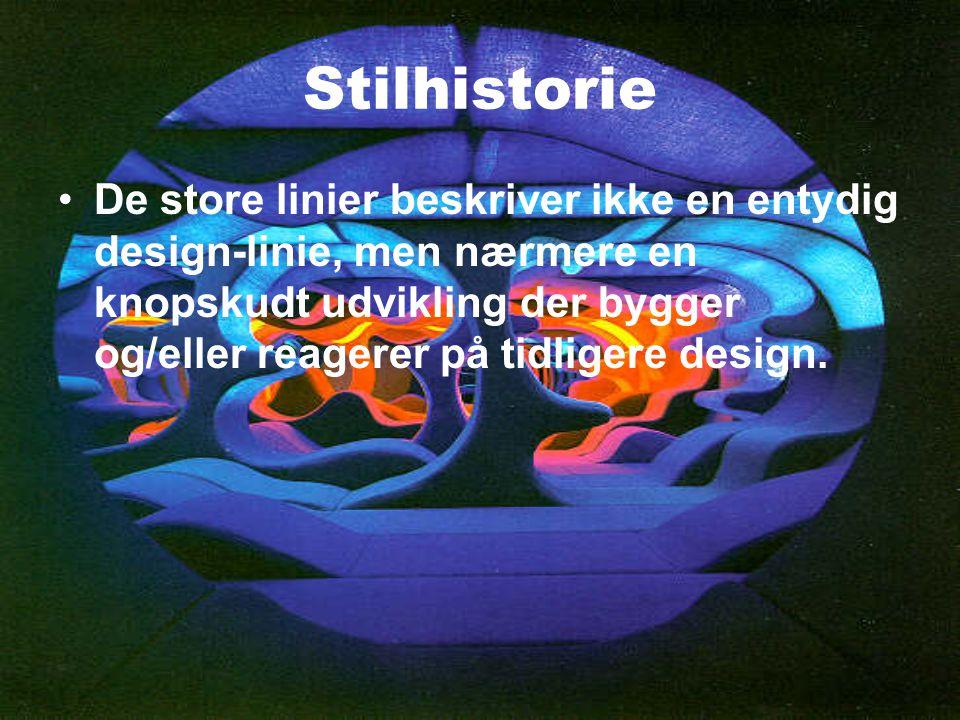 Stilhistorie