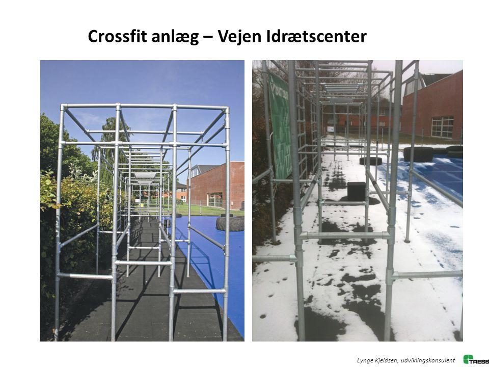 Crossfit anlæg – Vejen Idrætscenter