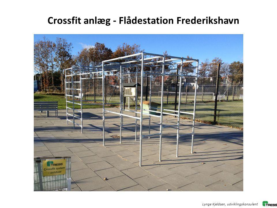 Crossfit anlæg - Flådestation Frederikshavn