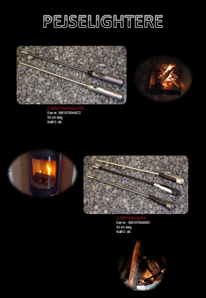 PEJSELIGHTERE 0-30002 Pejselighter stål Ean nr.:3661075044572