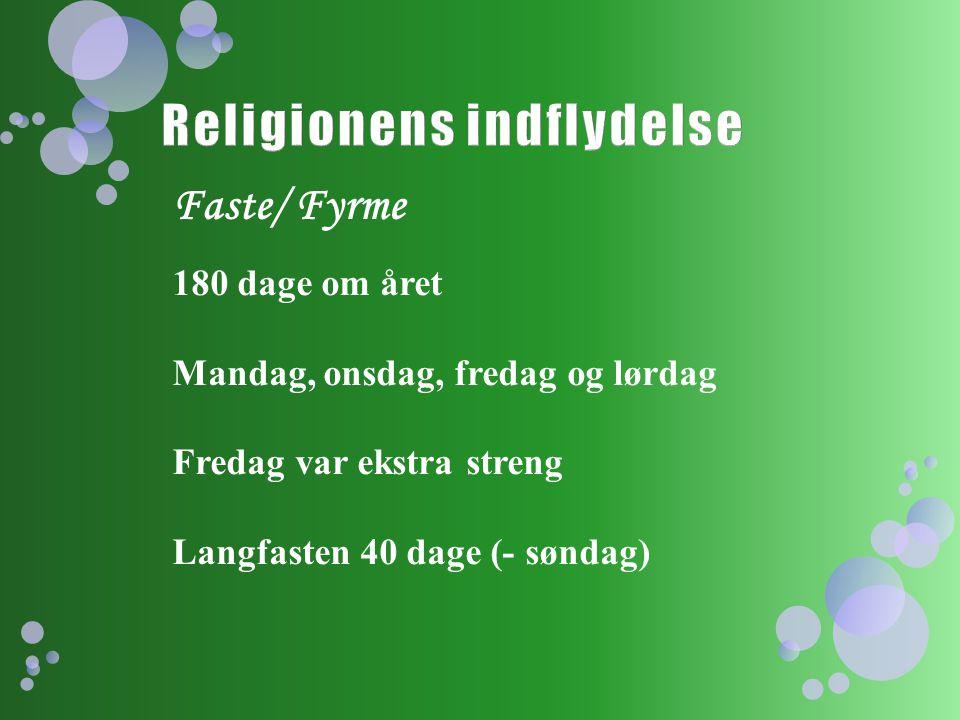 Religionens indflydelse