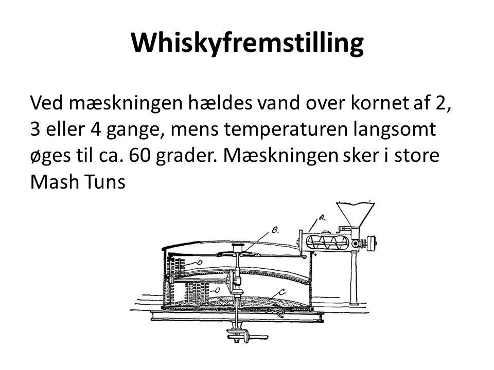 Whiskyfremstilling