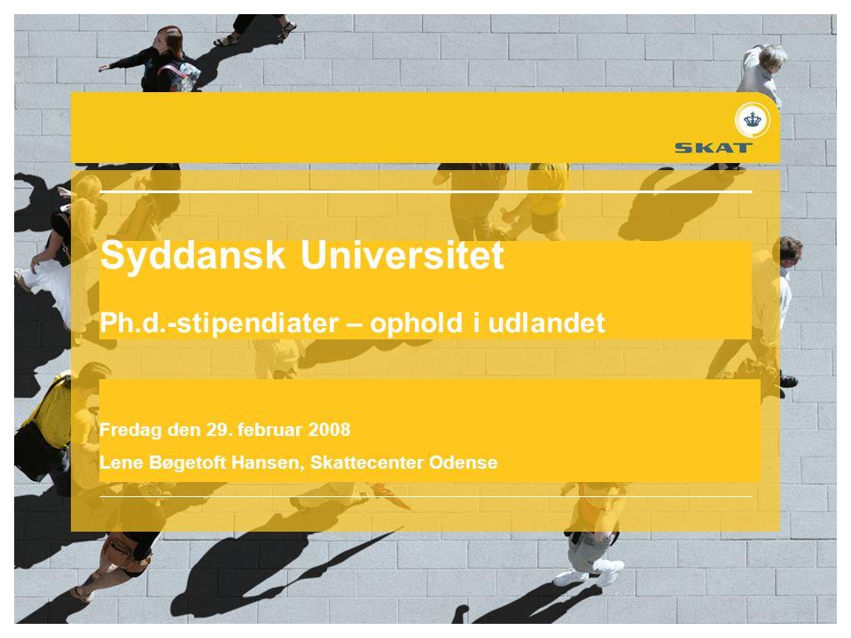 ophold for 2 sønderjylland