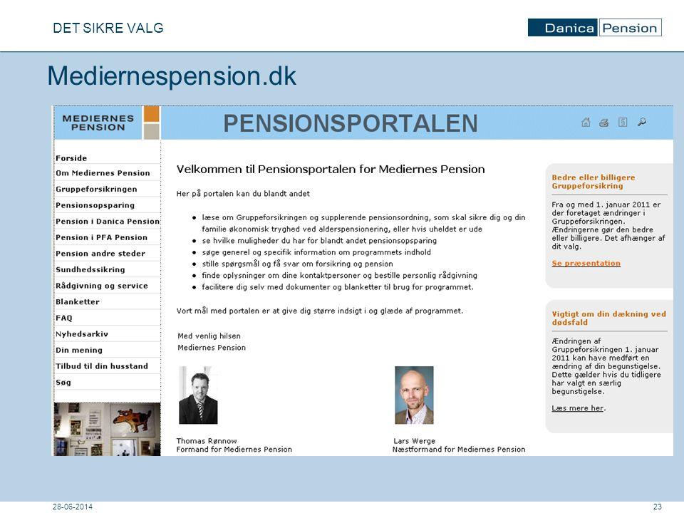Mediernespension.dk 03-04-2017