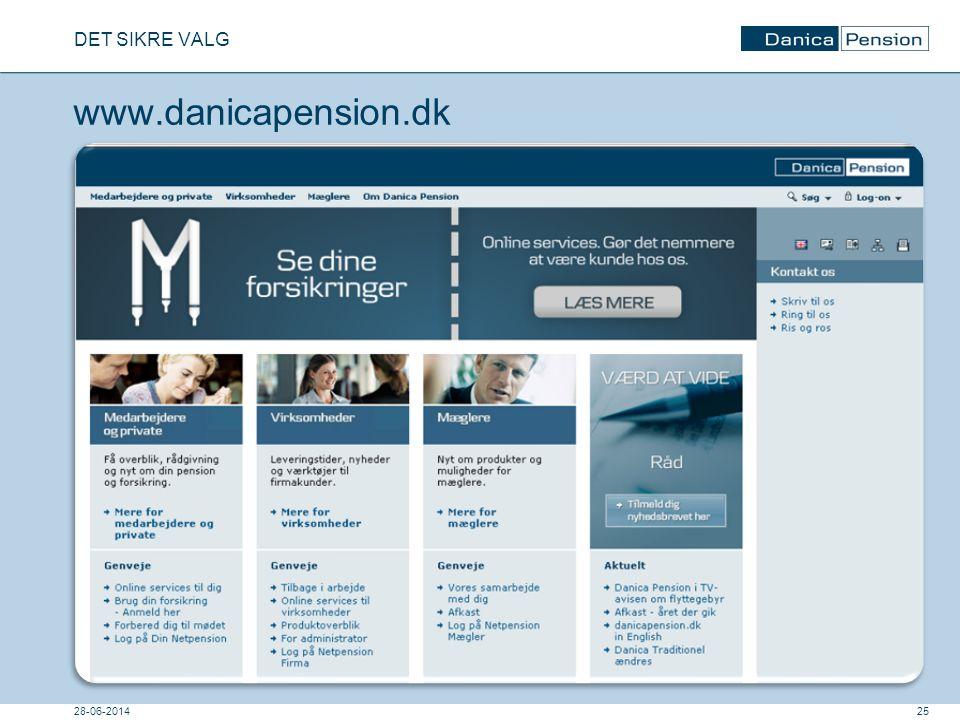 www.danicapension.dk 03-04-2017