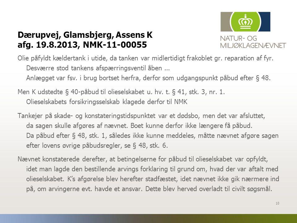 Dærupvej, Glamsbjerg, Assens K afg. 19.8.2013, NMK-11-00055