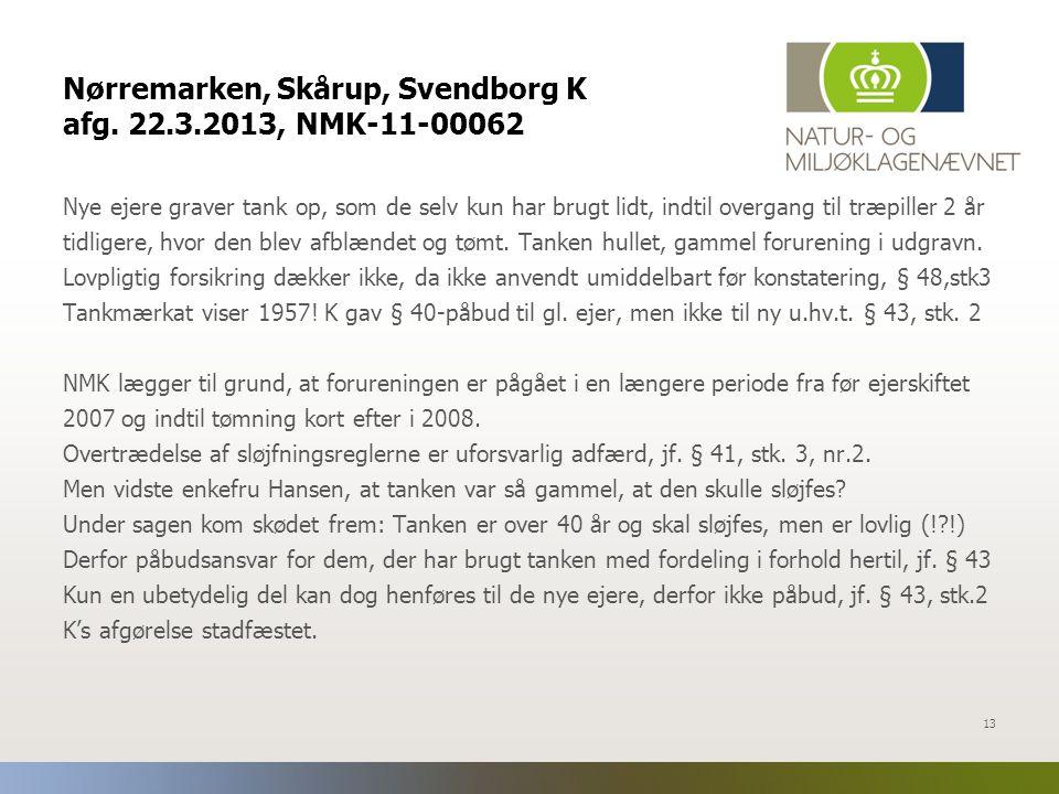 Nørremarken, Skårup, Svendborg K afg. 22.3.2013, NMK-11-00062