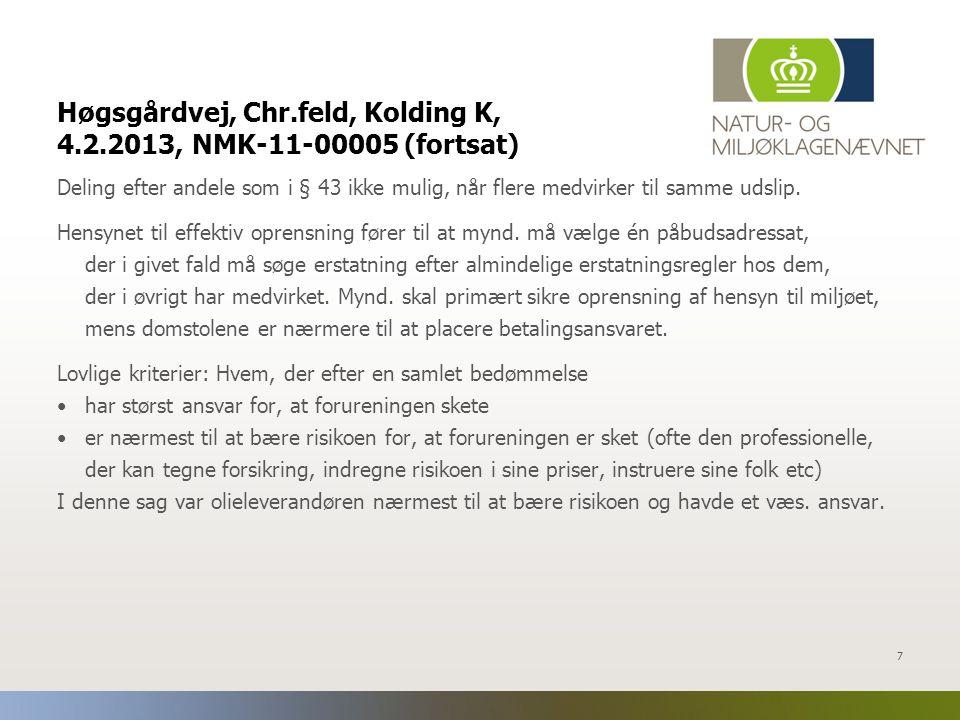 Høgsgårdvej, Chr.feld, Kolding K, 4.2.2013, NMK-11-00005 (fortsat)