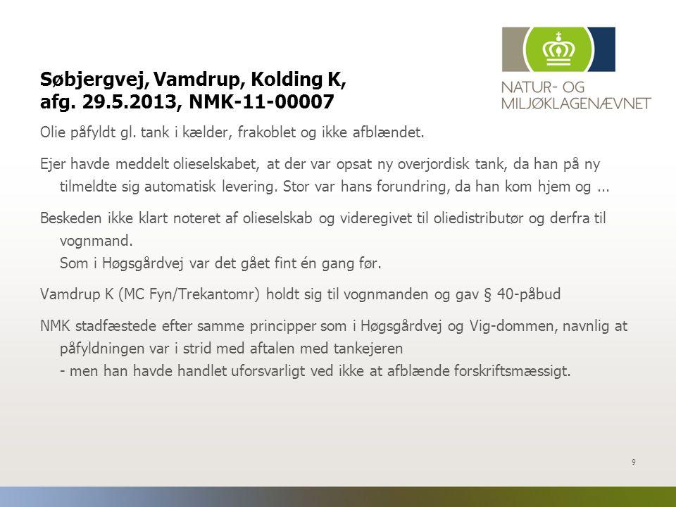Søbjergvej, Vamdrup, Kolding K, afg. 29.5.2013, NMK-11-00007