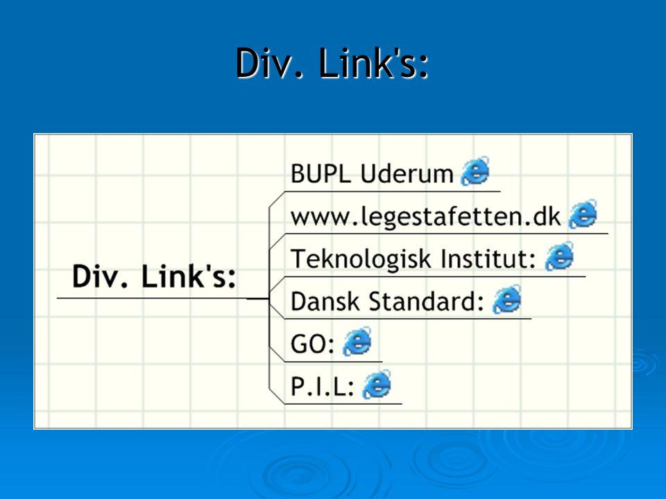 Div. Link s: