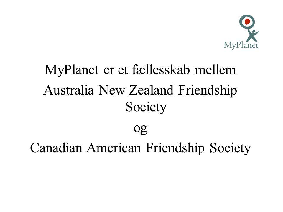 MyPlanet er et fællesskab mellem