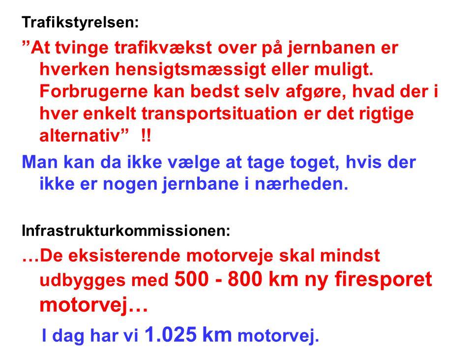 Trafikstyrelsen: