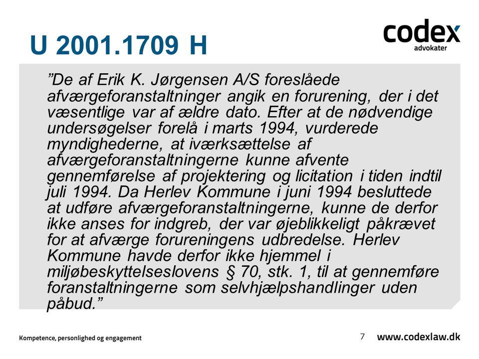 U 2001.1709 H