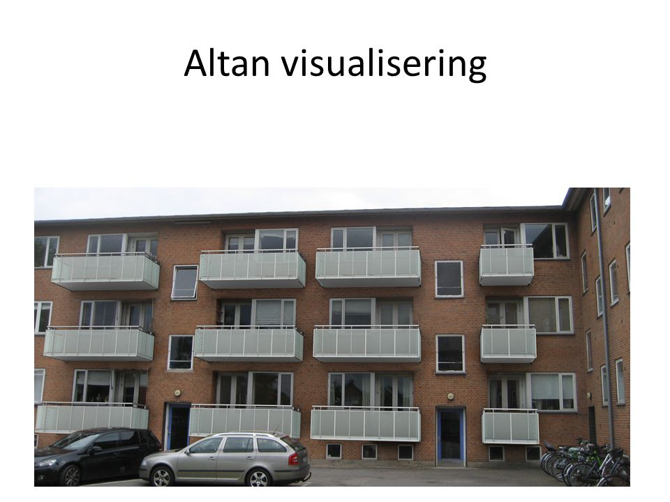 Altan visualisering