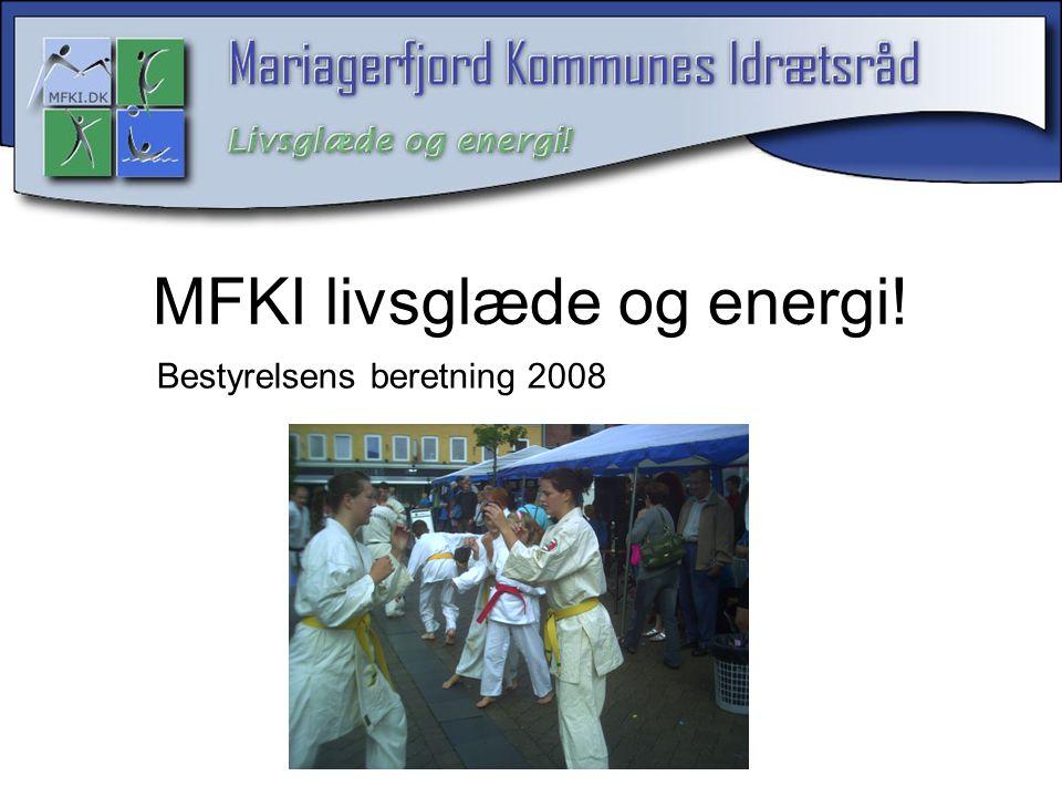 MFKI livsglæde og energi!