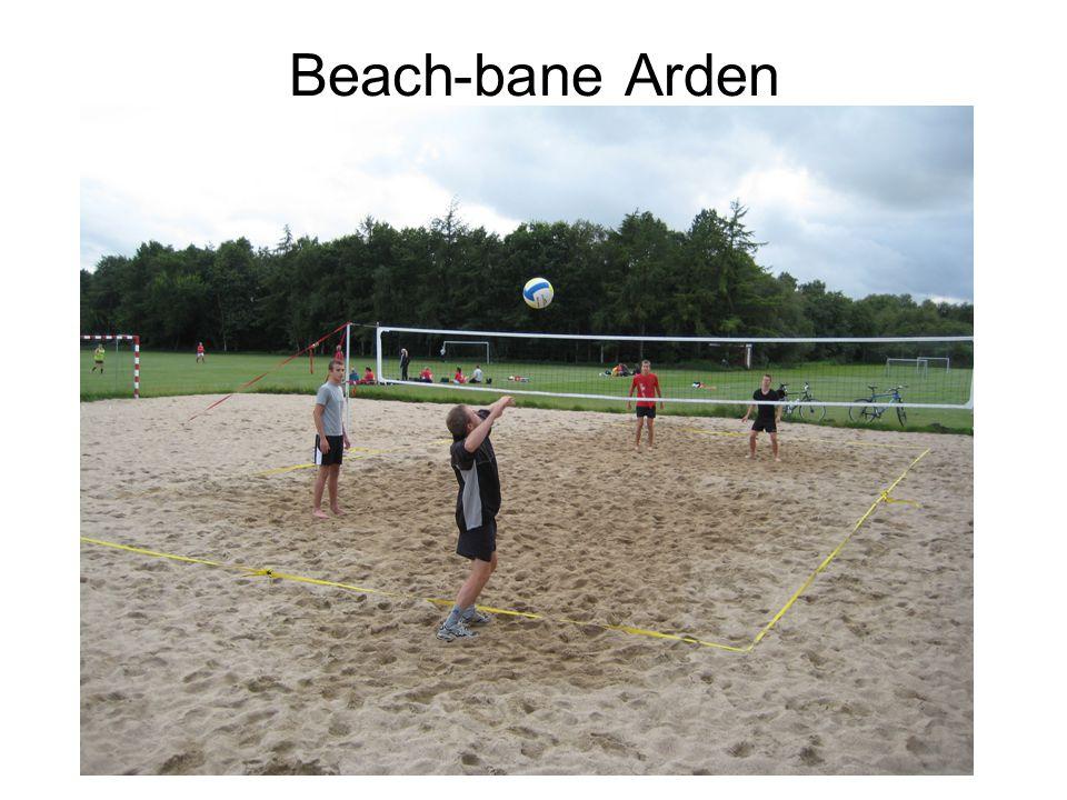 Beach-bane Arden