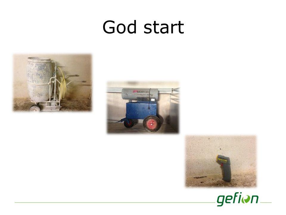 God start