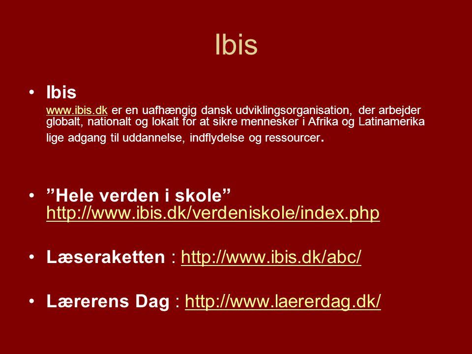 Ibis Ibis.