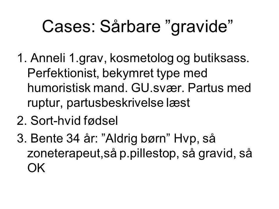 Cases: Sårbare gravide