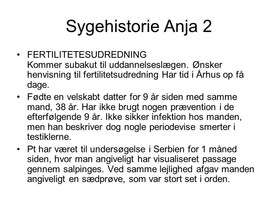 Sygehistorie Anja 2