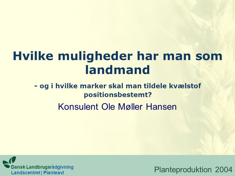 Konsulent Ole Møller Hansen