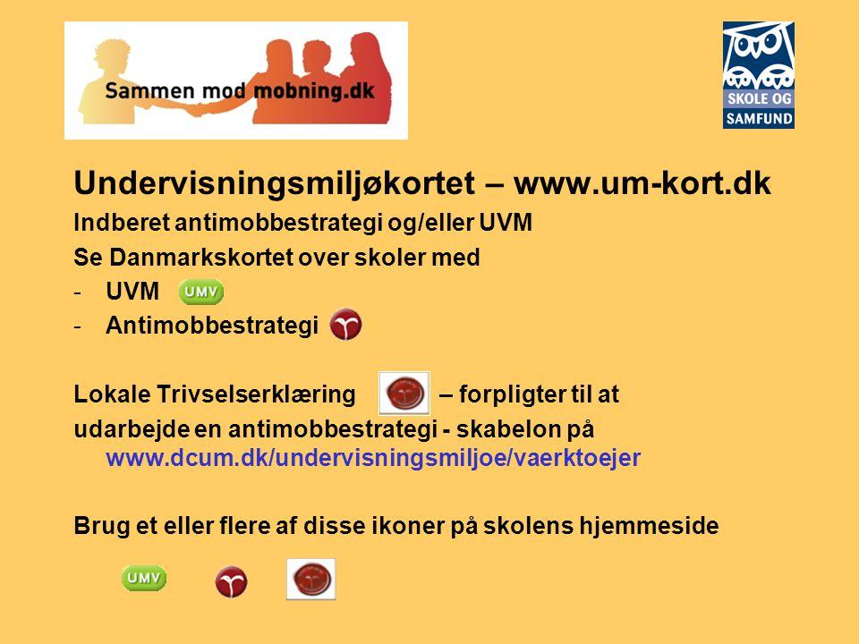 Undervisningsmiljøkortet – www.um-kort.dk