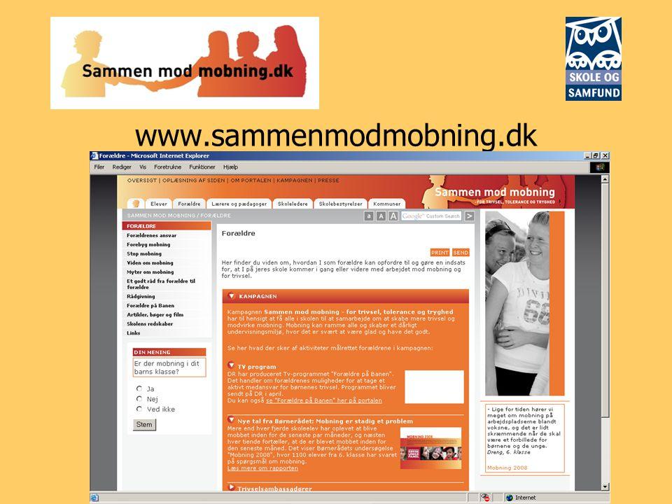 www.sammenmodmobning.dk