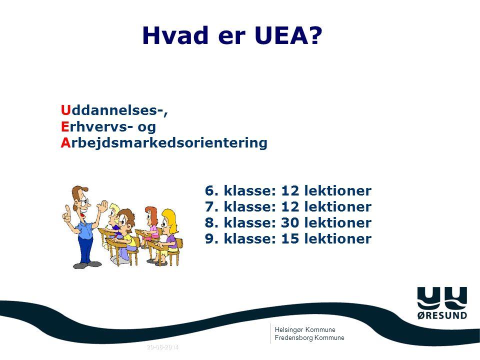 Hvad er UEA Uddannelses-, Erhvervs- og Arbejdsmarkedsorientering