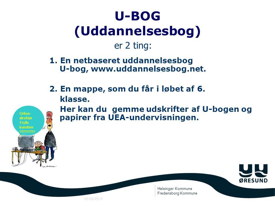 U-BOG (Uddannelsesbog)