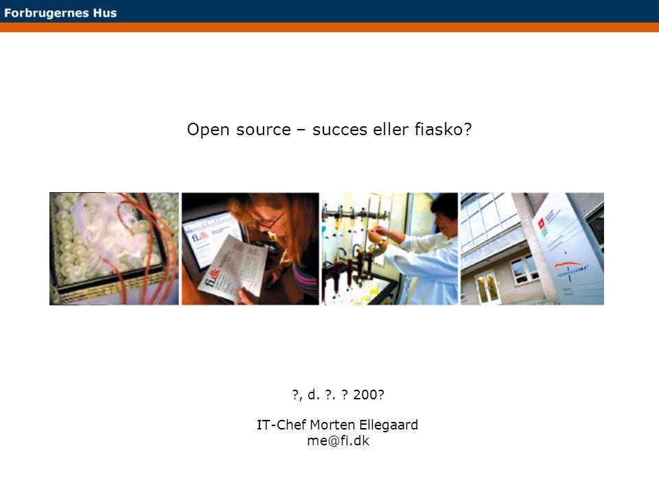 , d. . 200 IT-Chef Morten Ellegaard me@fi.dk