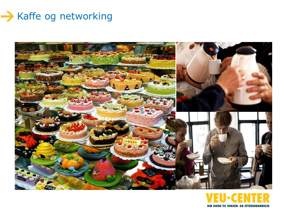 Kaffe og networking