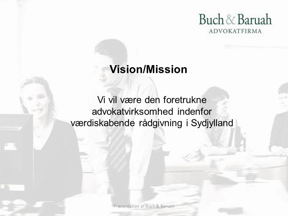 Præsentation af Buch & Baruah