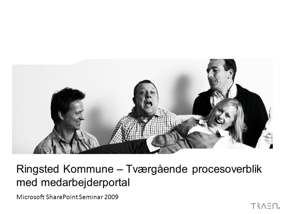 Ringsted Kommune – Tværgående procesoverblik med medarbejderportal