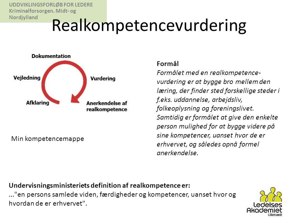 Realkompetencevurdering
