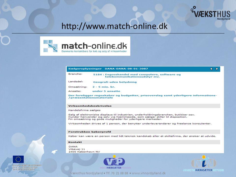 http://www.match-online.dk