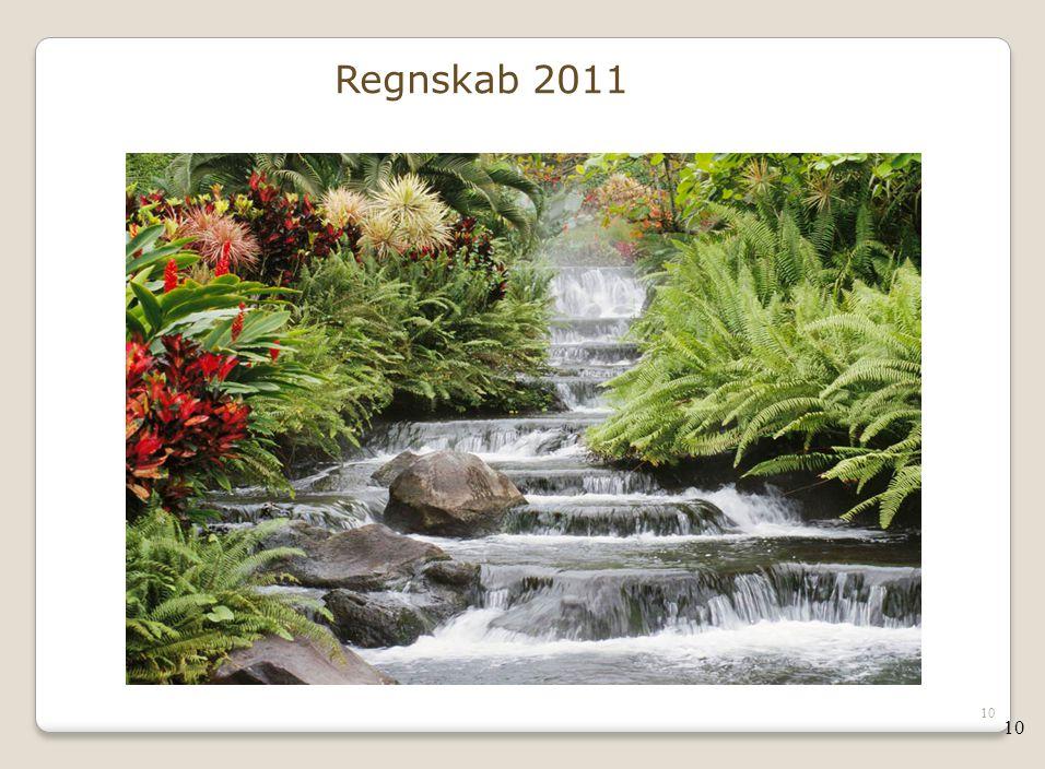 Regnskab 2011 10