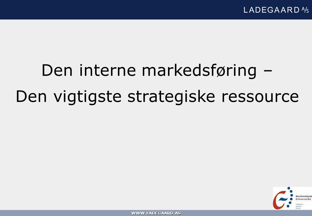 Den interne markedsføring – Den vigtigste strategiske ressource