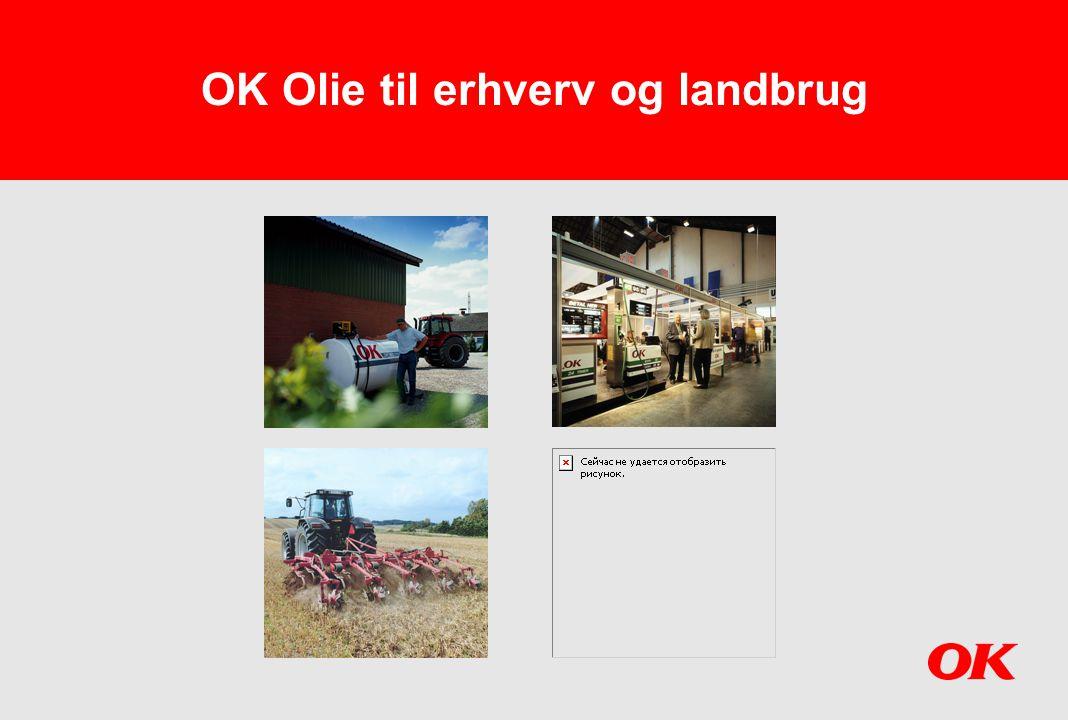 OK Olie til erhverv og landbrug