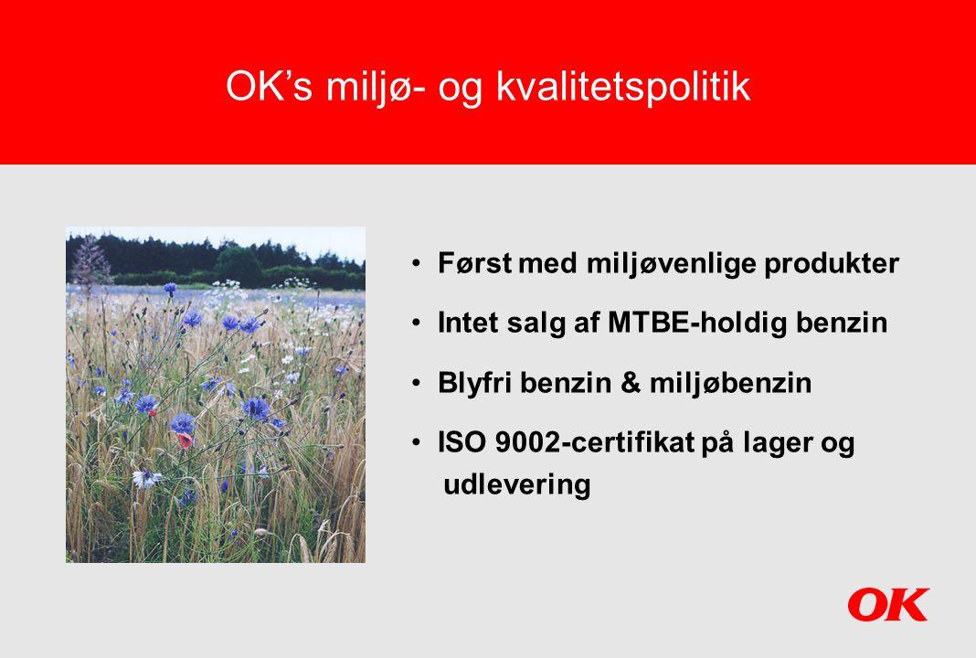 OK's miljø- og kvalitetspolitik